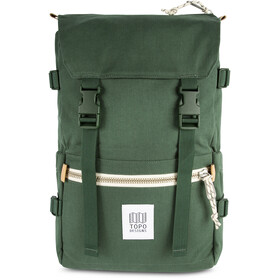 Topo Designs Rover Pack forest canvas